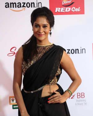 Actress Sindhu Affan at Mirchi Awards 2017 Photos | Picture 1525454