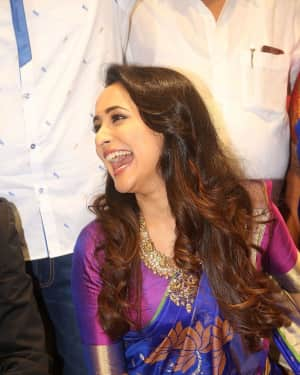 Pragya Jaiswal - Celebs at South India Shopping Mall Opening Photos | Picture 1526555
