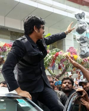 Nagarjuna Akkineni - Celebs at South India Shopping Mall Opening Photos