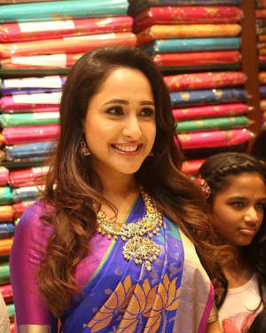 Pragya Jaiswal - Celebs at South India Shopping Mall Opening Photos | Picture 1526530