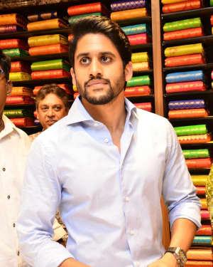 Naga Chaitanya - Chay, Kajal at Chennai Shopping Mall Opening Photos | Picture 1526458