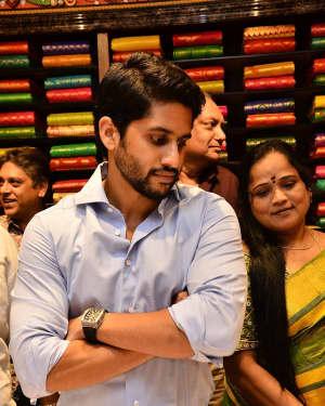 Naga Chaitanya - Chay, Kajal at Chennai Shopping Mall Opening Photos | Picture 1526461
