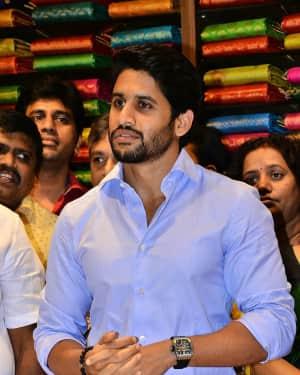Naga Chaitanya - Chay, Kajal at Chennai Shopping Mall Opening Photos | Picture 1526481