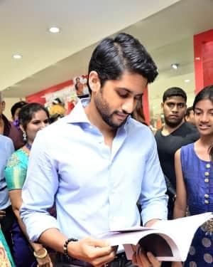 Naga Chaitanya - Chay, Kajal at Chennai Shopping Mall Opening Photos | Picture 1526436