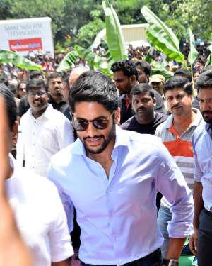 Naga Chaitanya - Chay, Kajal at Chennai Shopping Mall Opening Photos | Picture 1526430
