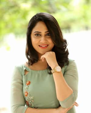 Actress Miya George Stills during Interview For Ungarala Rambabu | Picture 1527257