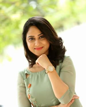 Actress Miya George Stills during Interview For Ungarala Rambabu | Picture 1527256