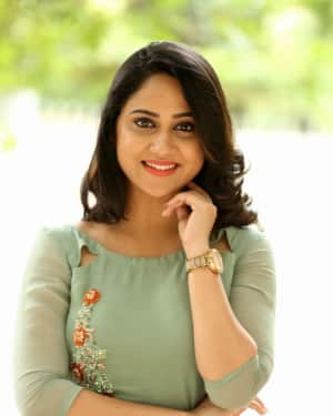 Actress Miya George Stills during Interview For Ungarala Rambabu | Picture 1527255