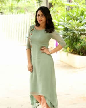 Actress Miya George Stills during Interview For Ungarala Rambabu | Picture 1527266