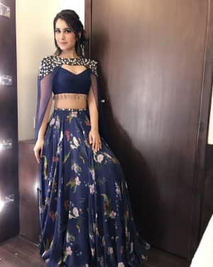 Raashi Khanna at Promotion Of Jai Lava Kusa In Big Boss Photos | Picture 1528509