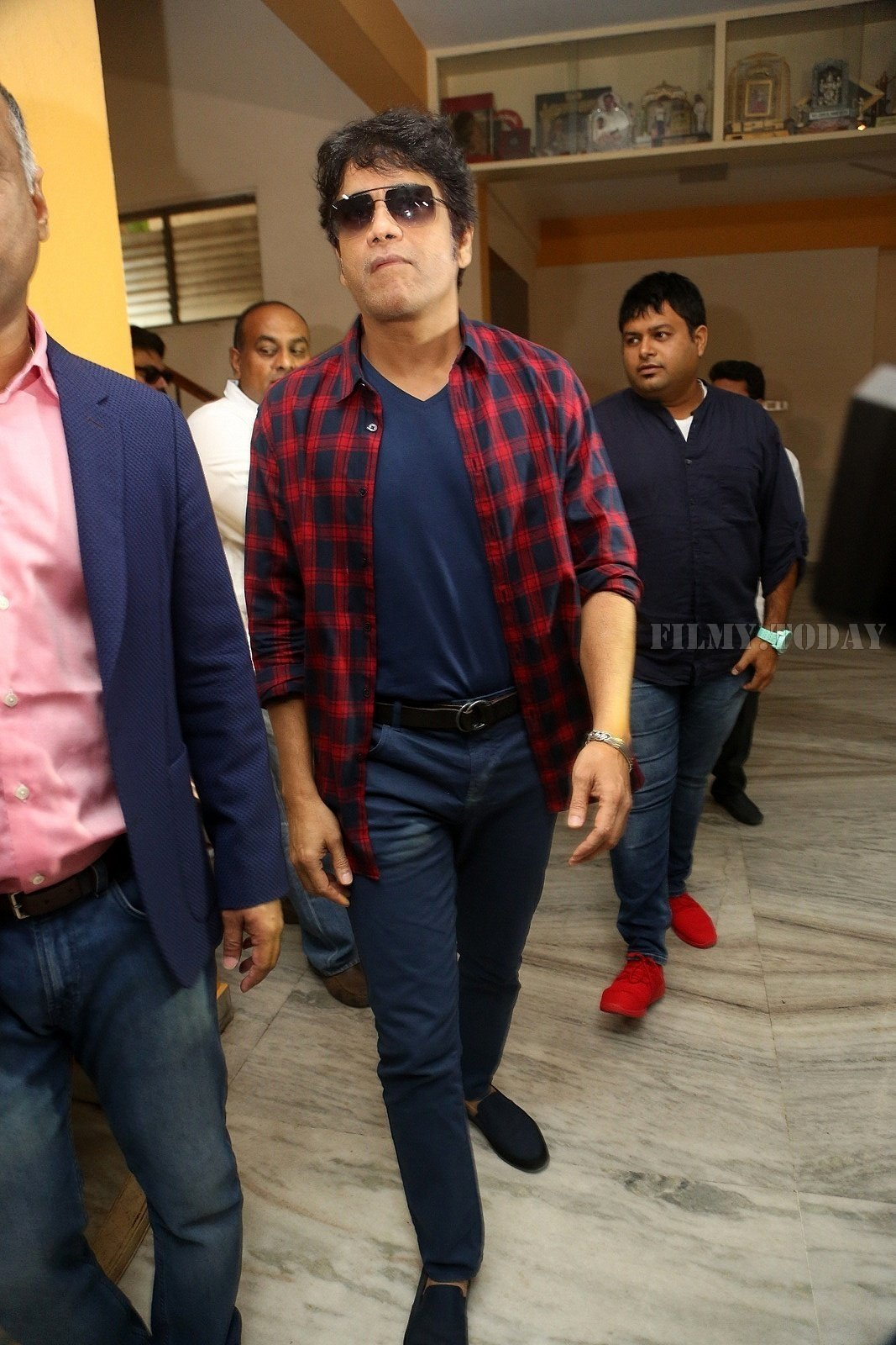 Nagarjuna Akkineni - Raju Gari Gadhi 2 Movie Trailer Launch Photos   Picture 1529055