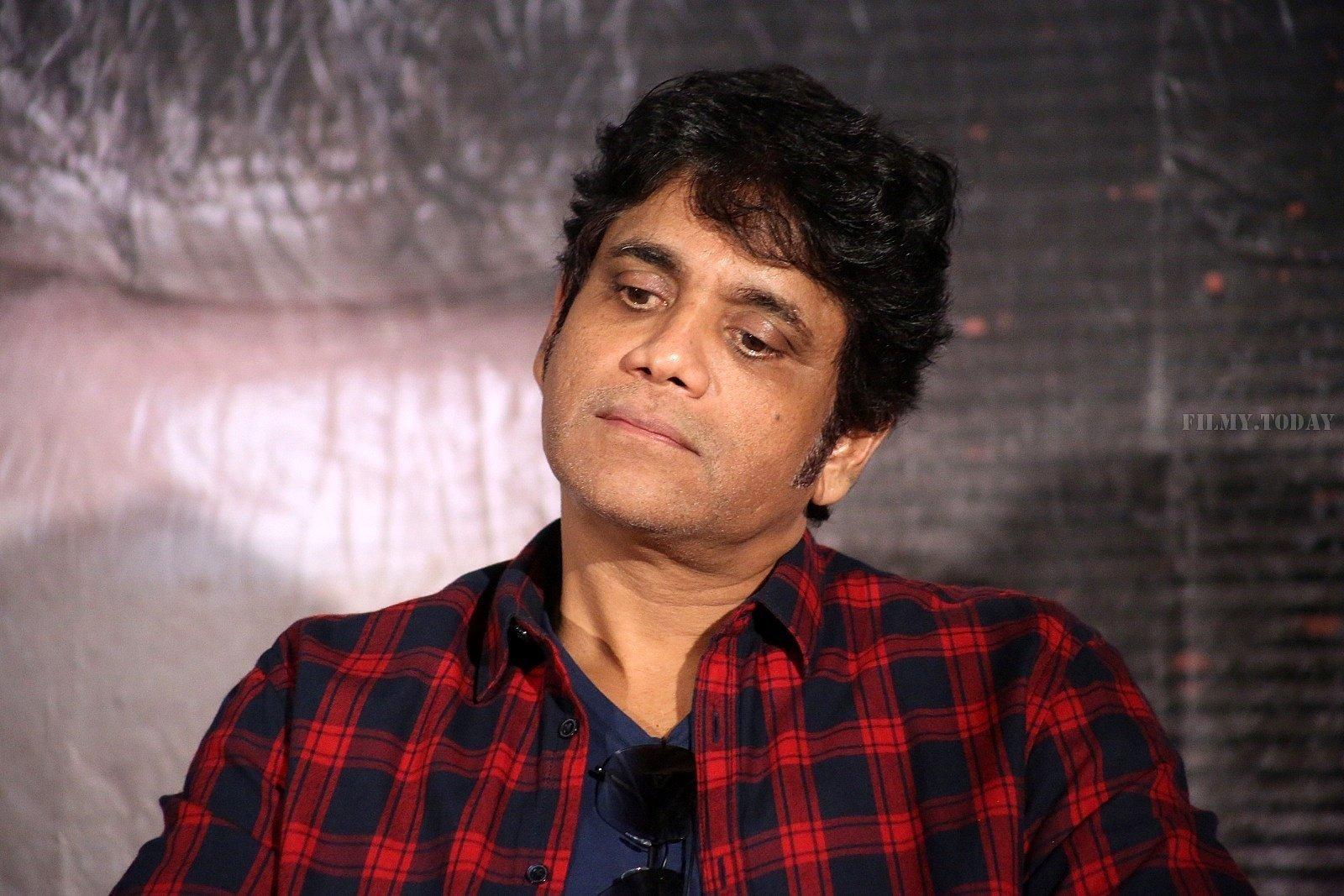 Nagarjuna Akkineni - Raju Gari Gadhi 2 Movie Trailer Launch Photos   Picture 1529078