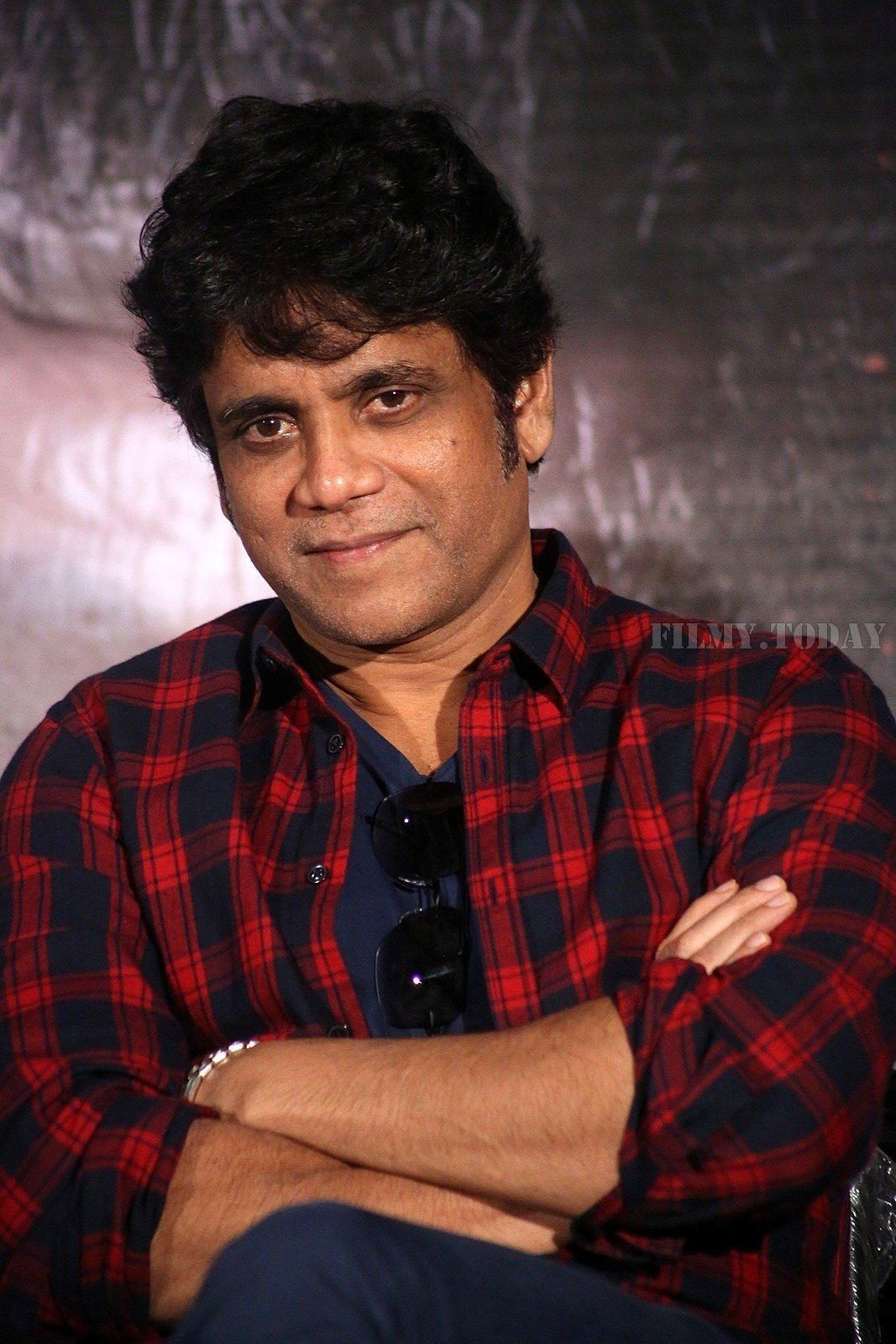 Nagarjuna Akkineni - Raju Gari Gadhi 2 Movie Trailer Launch Photos   Picture 1529075