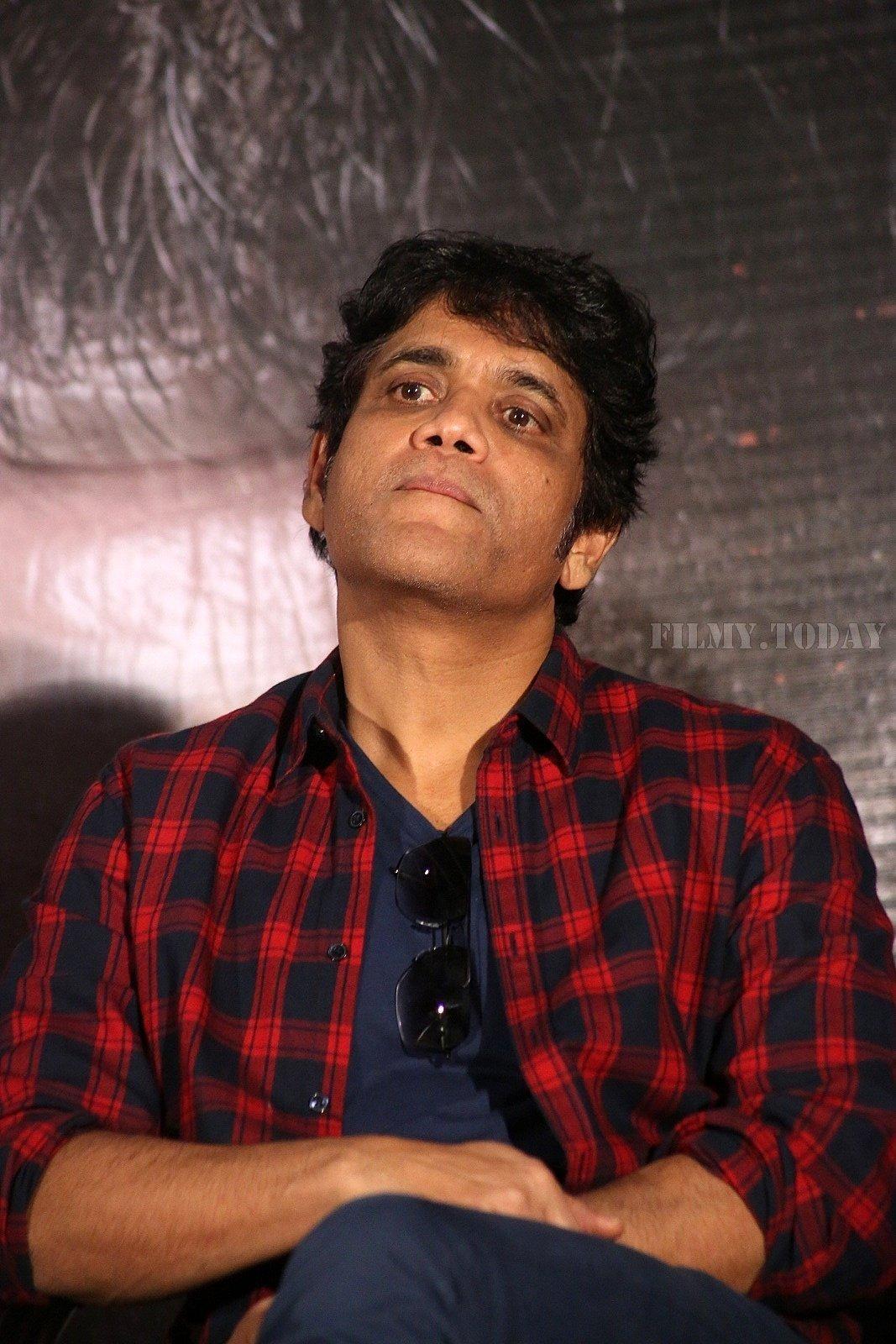 Nagarjuna Akkineni - Raju Gari Gadhi 2 Movie Trailer Launch Photos | Picture 1529072