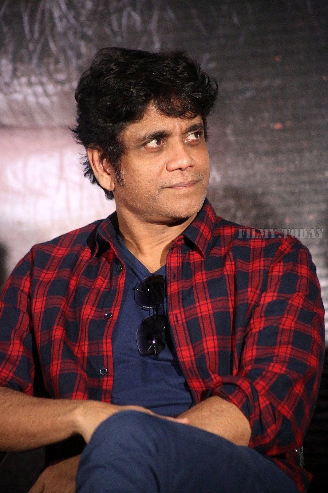 Nagarjuna Akkineni - Raju Gari Gadhi 2 Movie Trailer Launch Photos   Picture 1529077