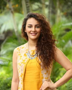 Seerat Kapoor - Raju Gari Gadhi 2 Movie Trailer Launch Photos