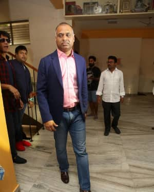 Prasad V Potluri - Raju Gari Gadhi 2 Movie Trailer Launch Photos   Picture 1529054