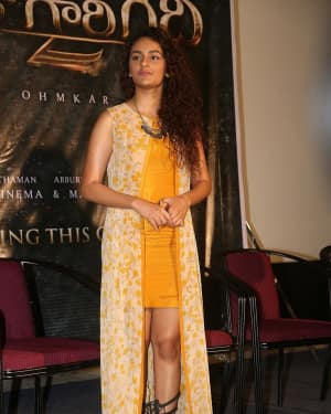 Seerat Kapoor - Raju Gari Gadhi 2 Movie Trailer Launch Photos | Picture 1529066