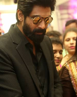 Rana Daggubati - KLM Showroom Opening Photos