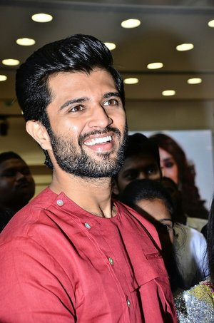 Vijay Devarakonda @ KLM Shopping Mall Launch Photos