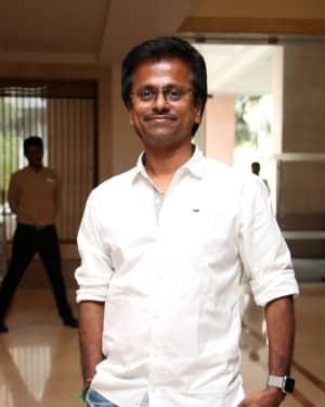 A. R. Murugadoss - Spyder Movie Chennai Press Meet Photos | Picture 1530084