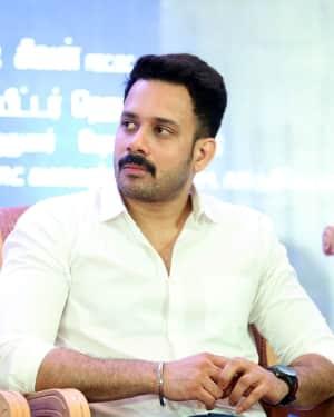 Bharath - Spyder Movie Chennai Press Meet Photos