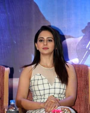 Rakul Preet Singh - Spyder Movie Chennai Press Meet Photos | Picture 1530145