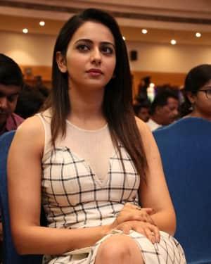 Rakul Preet Singh - Spyder Movie Chennai Press Meet Photos | Picture 1530108