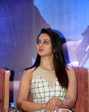 Rakul Preet Singh - Spyder Movie Chennai Press Meet Photos | Picture 1530144