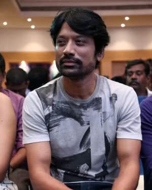 S. J. Surya - Spyder Movie Chennai Press Meet Photos