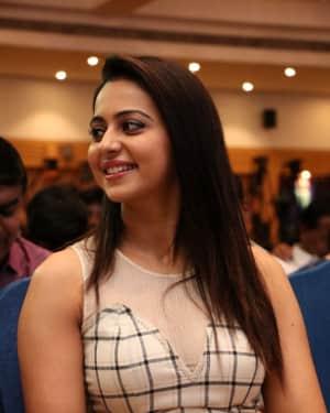 Rakul Preet Singh - Spyder Movie Chennai Press Meet Photos | Picture 1530104