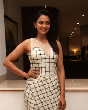 Rakul Preet Singh - Spyder Movie Chennai Press Meet Photos | Picture 1530098