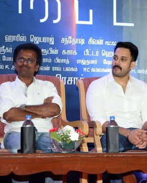 Spyder Movie Chennai Press Meet Photos   Picture 1530140