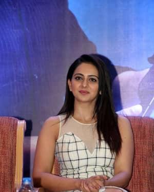 Rakul Preet Singh - Spyder Movie Chennai Press Meet Photos | Picture 1530150