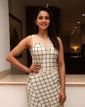 Rakul Preet Singh - Spyder Movie Chennai Press Meet Photos | Picture 1530099