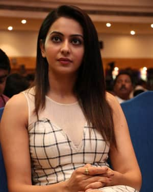 Rakul Preet Singh - Spyder Movie Chennai Press Meet Photos | Picture 1530111