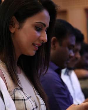 Rakul Preet Singh - Spyder Movie Chennai Press Meet Photos | Picture 1530113