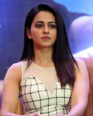 Rakul Preet Singh - Spyder Movie Chennai Press Meet Photos | Picture 1530152
