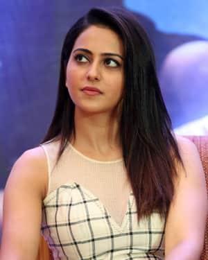 Rakul Preet Singh - Spyder Movie Chennai Press Meet Photos | Picture 1530151
