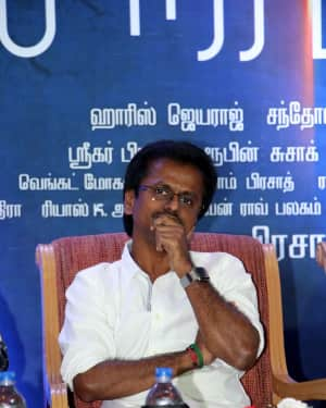 A. R. Murugadoss - Spyder Movie Chennai Press Meet Photos   Picture 1530149