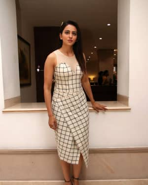 Rakul Preet Singh - Spyder Movie Chennai Press Meet Photos | Picture 1530094