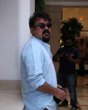 Santosh Sivan - Spyder Movie Chennai Press Meet Photos | Picture 1530126