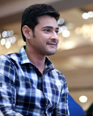 Mahesh Babu - Spyder Movie Chennai Press Meet Photos | Picture 1530058
