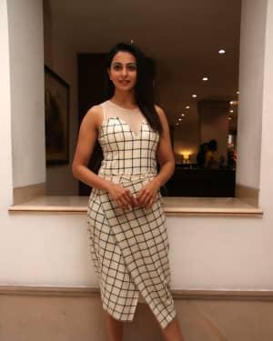 Rakul Preet Singh - Spyder Movie Chennai Press Meet Photos | Picture 1530097