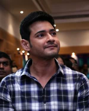 Mahesh Babu - Spyder Movie Chennai Press Meet Photos | Picture 1530134