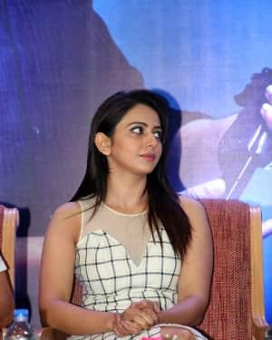 Rakul Preet Singh - Spyder Movie Chennai Press Meet Photos | Picture 1530148