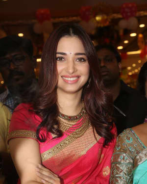 Actress Tamanna Launches Joh Rivaaj Collections Photos | Picture 1530383