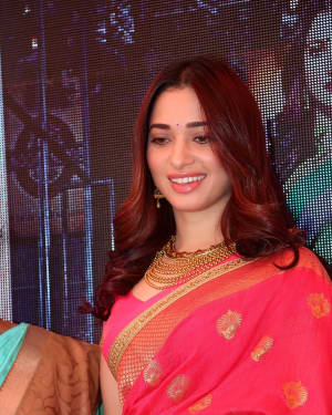Actress Tamanna Launches Joh Rivaaj Collections Photos | Picture 1530395
