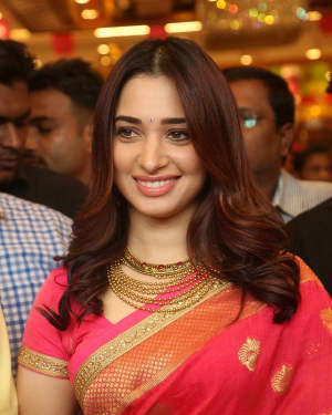 Actress Tamanna Launches Joh Rivaaj Collections Photos | Picture 1530380