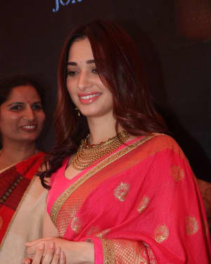 Actress Tamanna Launches Joh Rivaaj Collections Photos | Picture 1530385